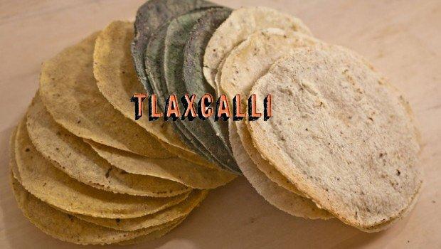 Tlaxcalli-  Thức ăn chính của người Aztec