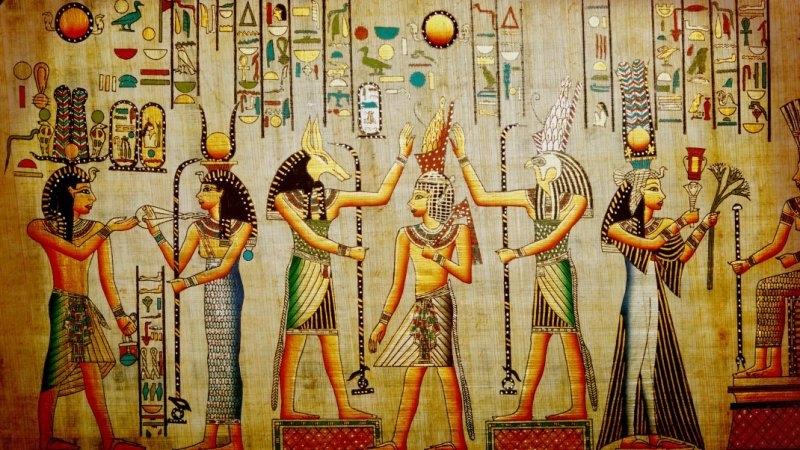 Ai Cập Cổ Đại là một vùng đất huyền bí. Sự huyền bí bao gồm nguồn gốc, tôn giáo và những công trình kiến trúc vĩ đại, và sự phất minh về nghệ thuật và thiên văn học