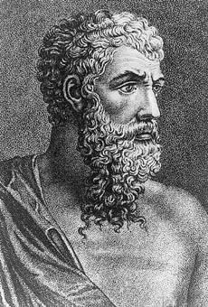 Aristophanes  was a comic playwright of ancient Athens