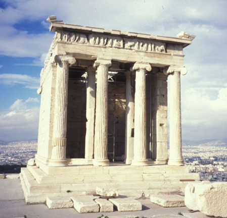 The Temple of Athena Nikae