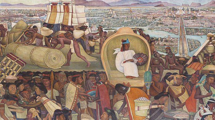 Xã hội Aztec được chia thành ba giai cấp