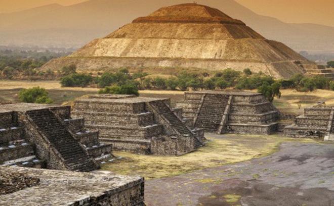The Pyramids of Mexico