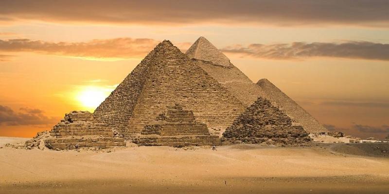 Kim Tự Tháp ở Giza