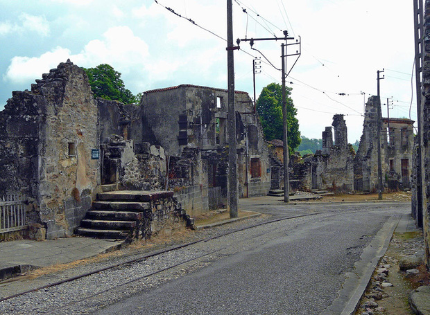 There are many ghost towns in the world