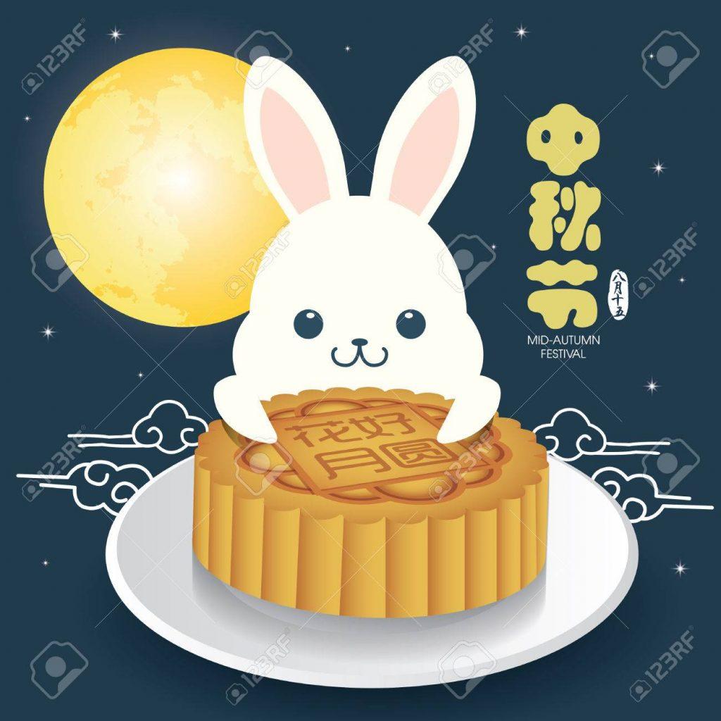 Thỏ Trắng- biểu tượng của Trung Thu