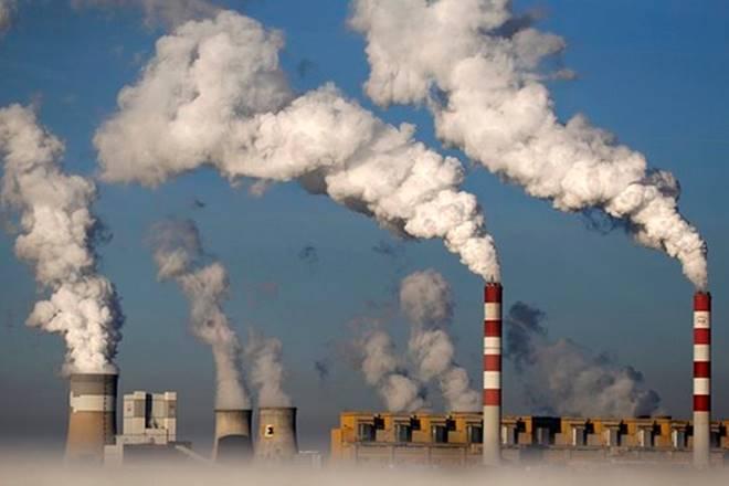 Ô nhiễm không khí bị gây ra do khí và khói